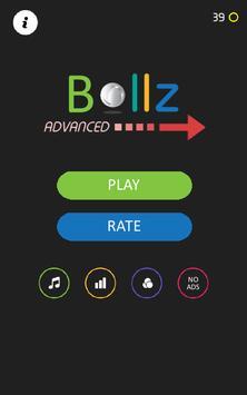 Ballz Advanced poster