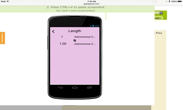 Units Converter and Calculator screenshot 5