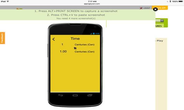 Units Converter and Calculator screenshot 1