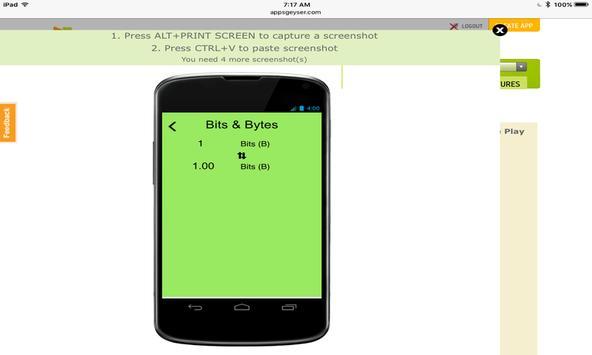 Units Converter and Calculator screenshot 2