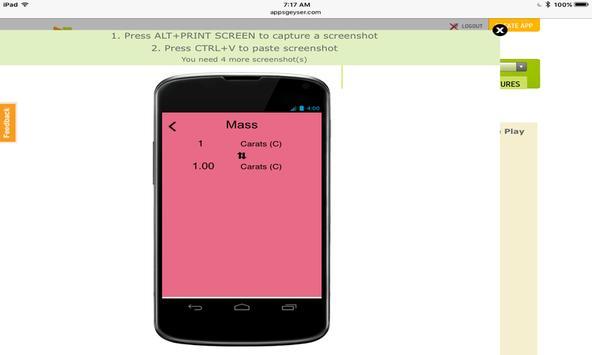 Units Converter and Calculator screenshot 3