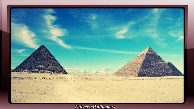Pyramid Wallpaper screenshot 1