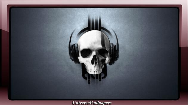 Skull Pack 2 Wallpaper poster