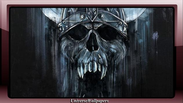 Skull Pack 2 Wallpaper screenshot 2