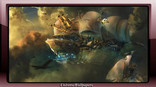 Steampunk Wallpaper APK Download
