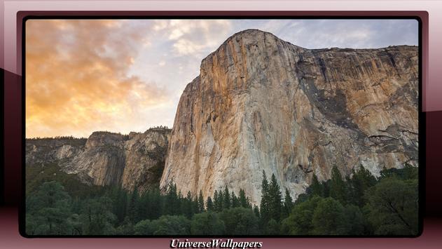 Yosemite Wallpaper apk screenshot