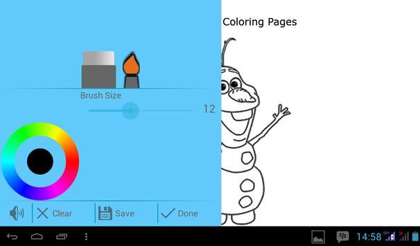 How to Draw Olaf screenshot 13