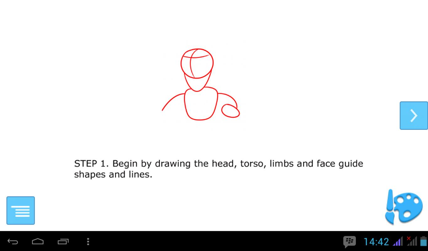 how to draw foxy easy