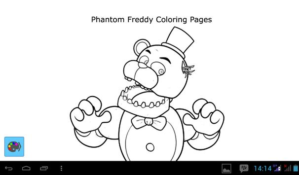 How To Draw Phantom Freddy Apk App Descarga Gratis Para