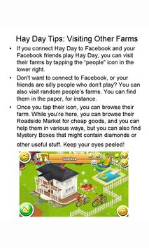 Unlimited Coins Hay Day apk screenshot