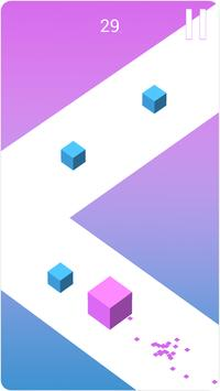 CURUN: The Cube World Runner poster
