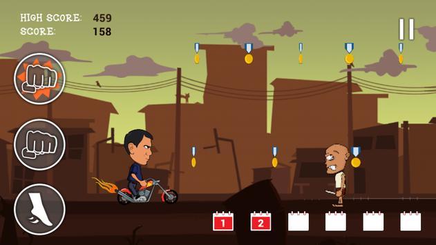 DU30: The Rodrigo Duterte Game apk screenshot
