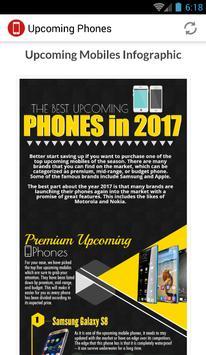 Upcoming Phones screenshot 2