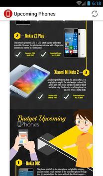 Upcoming Phones screenshot 3