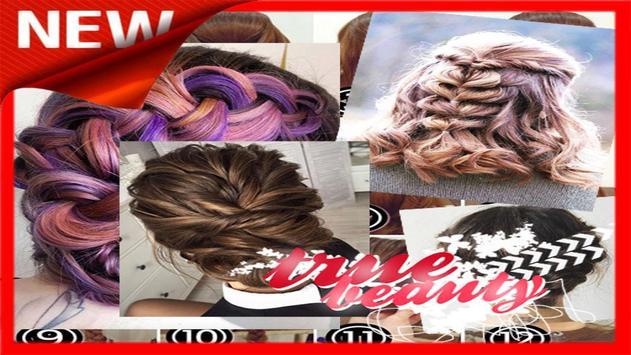 Updo Hairstyles screenshot 2