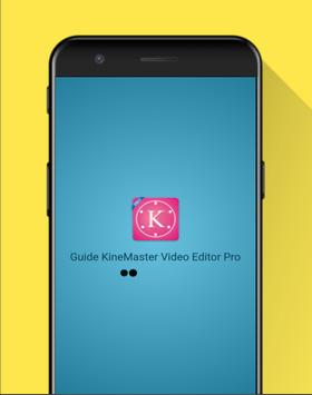 Guide KineMaster Video Editor Pro poster