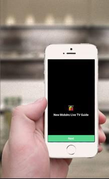 New Mobdro Live TV Guide apk screenshot