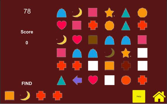 Diagrams Search Game screenshot 1