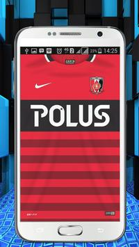Urawa Red D Wallpaper screenshot 3