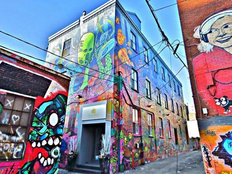 Urban Graffiti Art screenshot 1