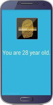 Age Detector Prank poster