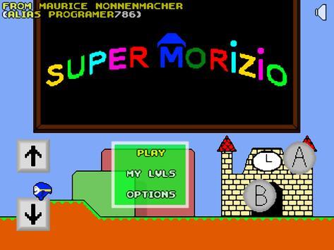 Super Morizio poster
