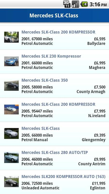 Used Cars Ni For Android Apk Download