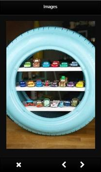 DIY Used Tires Ideas poster