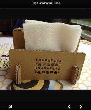 DIY craft used cardboard screenshot 3