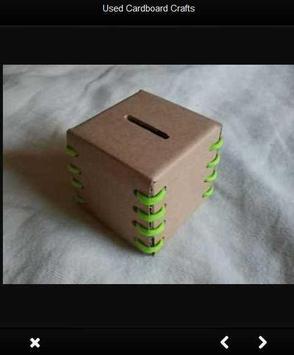 DIY craft used cardboard screenshot 1