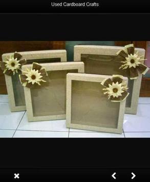 DIY craft used cardboard screenshot 2