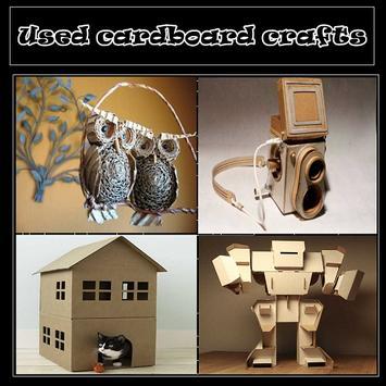 DIY craft used cardboard screenshot 9