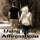 Using Daily Affirmations icon