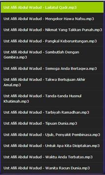 Ust Afifi Abdul Wadud, Kajiansunnah screenshot 1
