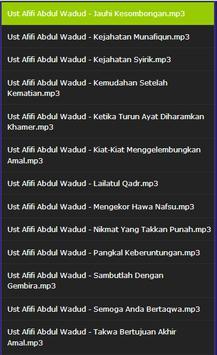 Ust Afifi Abdul Wadud, Kajiansunnah screenshot 2