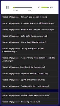 Ustad Wijayanto apk screenshot