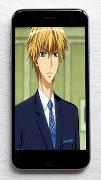 Usui Takumi Wallpaper apk screenshot