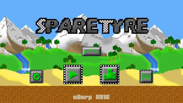 SpareTyre poster
