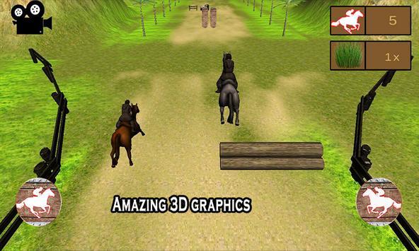 🏇 Royal Derby Horse Riding: Adventure Arena screenshot 4