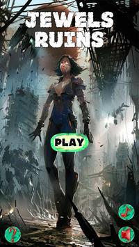 Jewels ruins - Match 3 poster