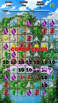 Jewels ruins - Match 3 screenshot 5