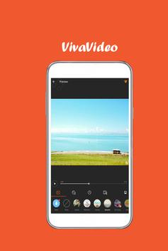 Guide for VivaVideo screenshot 1