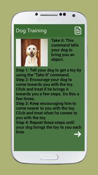 Dog Training screenshot 5
