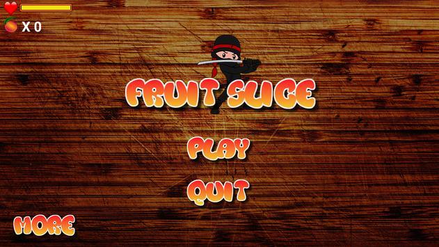 Cutting Fruit Master - Fruit Slice poster