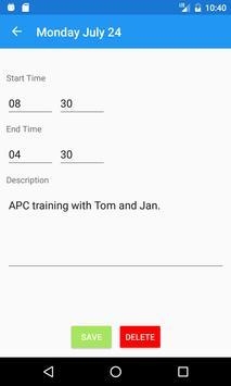 APC Trvlr screenshot 2