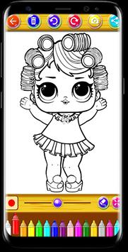 The Coloring App for Kids child screenshot 4
