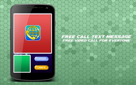 Video Call Text Message apk screenshot