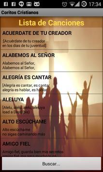 Coritos Cristianos poster