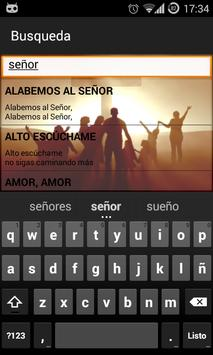 Coritos Cristianos apk screenshot