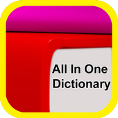 All in One Dictionary icon